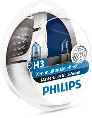 Glühlampe, Fernscheinwerfer PHILIPS 77486628 Bewertung