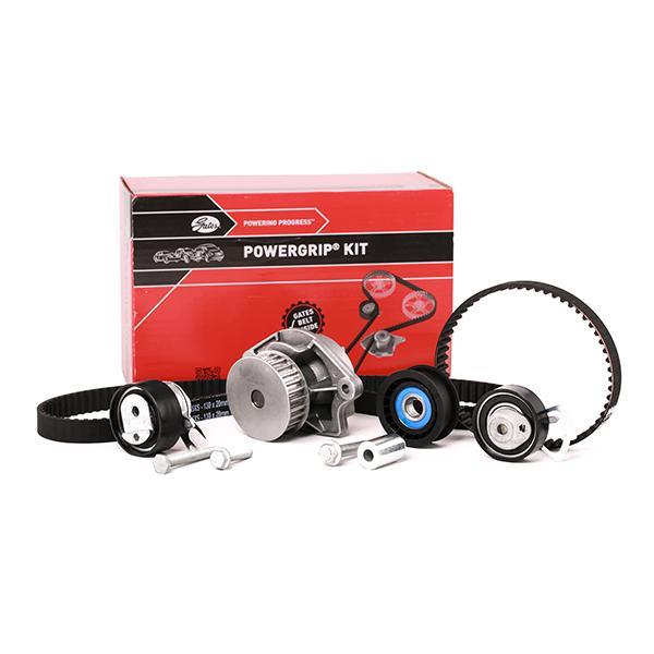 Timing belt kit and water pump KP35565XS GATES K035565XS original quality