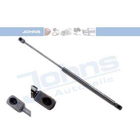 JOHNS  41 01 95-91 Heckklappendämpfer / Gasfeder Länge: 475mm, Hub: 195mm