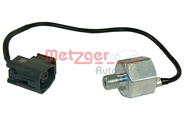 METZGER  0907080 Sensor de detonaciones