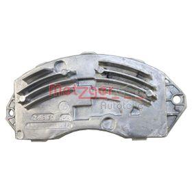 0917016 METZGER 0917016 in Original Qualität