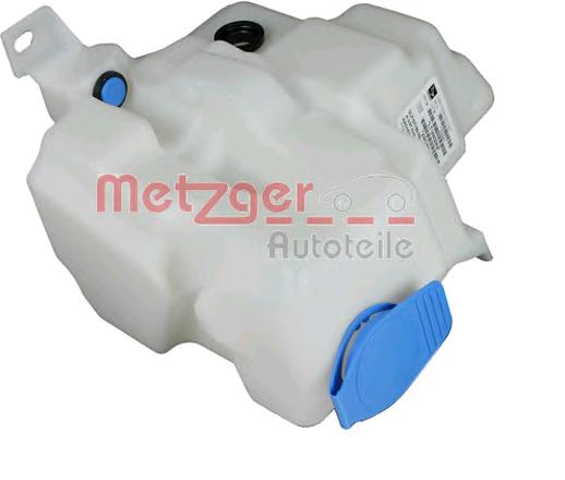 Depósito del agua de lavado, lavado de parabrisas METZGER 2140068 evaluación