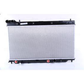 Радиатор, охлаждане на двигателя 68098 Jazz 2 (GD_, GE3, GE2) 1.2 i-DSI (GD5, GE2) Г.П. 2002