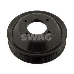 SWAG  20 93 0125 Riemenscheibe, Wasserpumpe