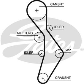 Timing Belt Set Article № K035604XS £ 140,00