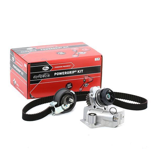 Zahnriemen Kit + Wasserpumpe KP25491XS GATES WP0052 in Original Qualität