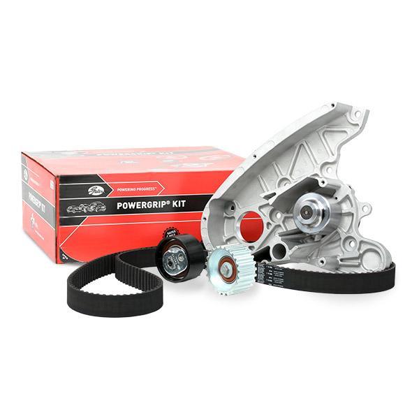 Zahnriemen Kit + Wasserpumpe KP15592XS GATES WP0084 in Original Qualität