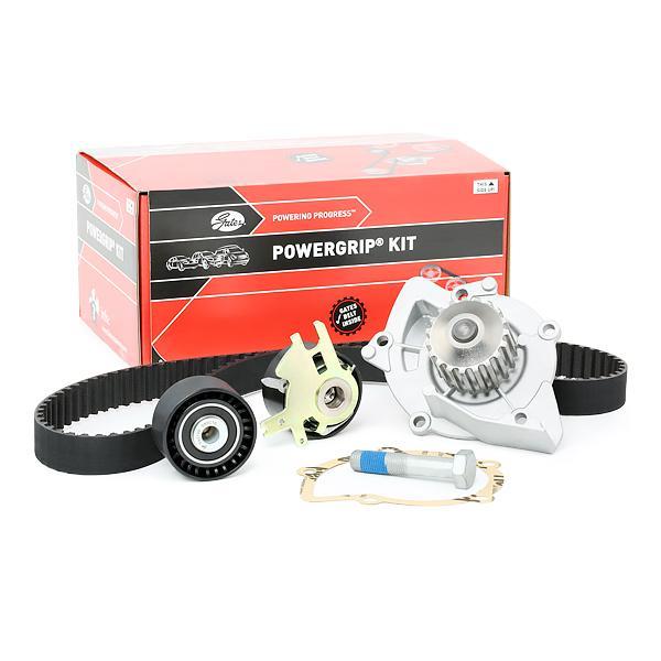 Timing belt kit and water pump KP15606XS GATES Z80691 original quality