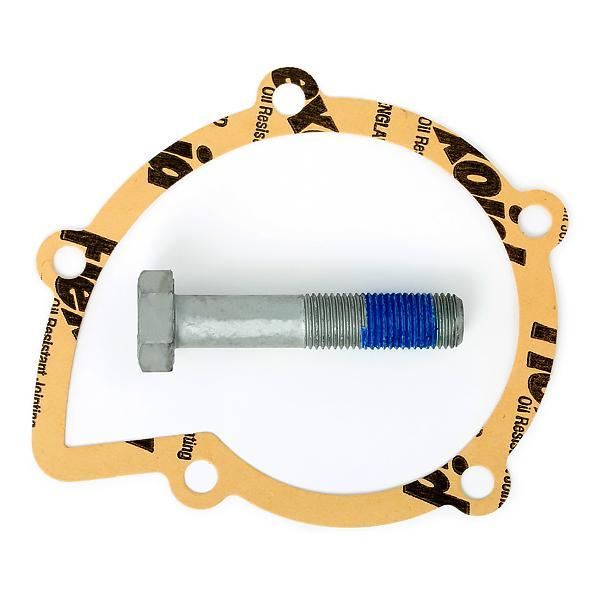Zahnriemensatz mit Wasserpumpe GATES WP0078 Bewertung