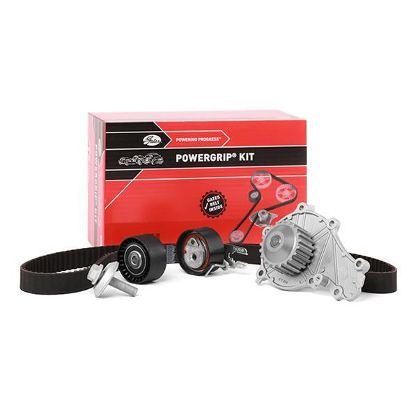 Timing belt kit and water pump KP15587XS GATES WP0039 original quality