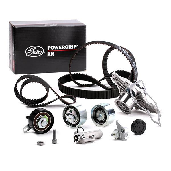 Timing belt and water pump kit GATES T43029 expert knowledge