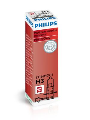 Glühlampe, Fernscheinwerfer PHILIPS 77460660 Bewertung