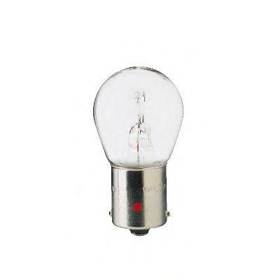 Bulb, indicator 12498LLECOCP PHILIPS P21W original quality