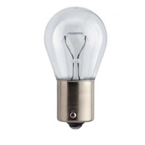 Glühlampe, Blinkleuchte P21W, BA15s, 12V, 21W 12498LLECOB2