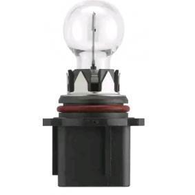 Glühlampe, Blinkleuchte P13W, PG18.5d-1, 12V, 13W 12277C1 AUDI A4, Q5