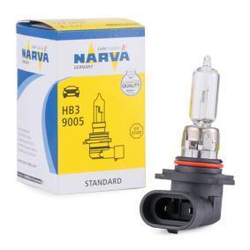 Bulb, spotlight HB3, 60W, 12V 48005