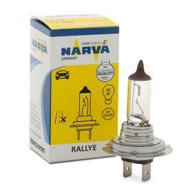 Bulb, spotlight H7, 80W, 12V 48358 MERCEDES-BENZ C-Class, A-Class, B-Class