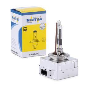 Крушка с нагреваема жичка, фар за дълги светлини D1R (газоразрядна лампа), 35ват, 85волт 84011