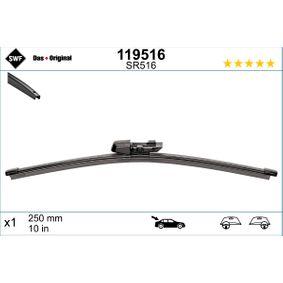 2014 Scirocco Mk3 2.0 TDI Wiper Blade 119516