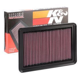 K&N Filters 33-2480 expert knowledge