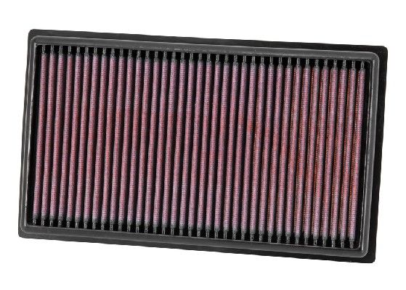 K&N Filters  33-2999 Filtro aria Lunghezza: 276mm, Largh.: 164mm, Alt.: 27mm, Lunghezza: 276mm