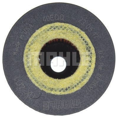 Ölfilter MAHLE ORIGINAL OX 401D 4009026601211