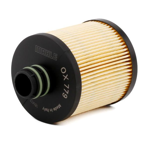Filter MAHLE ORIGINAL OX779D 4009026766613