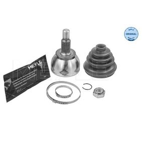 MEYLE  014 498 0007 Joint Kit, drive shaft Outer teething wheel side: 25