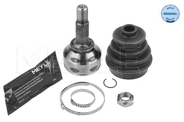 MEYLE  714 498 0028 Joint Kit, drive shaft Outer teething wheel side: 25, Int. teeth. wheel side: 24