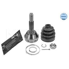 MEYLE  714 498 0031 Joint Kit, drive shaft Outer teething wheel side: 28, Numb.of teeth,ABS ring: 48