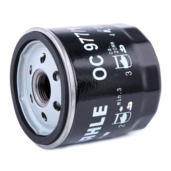 Ölfilter MAHLE ORIGINAL OC977/1 4009026887516