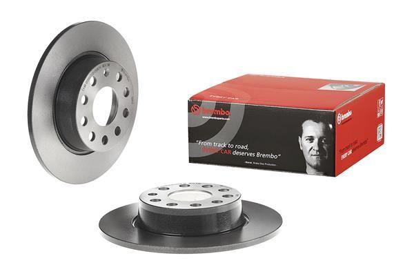 Disc Brakes BREMBO 08.B413.11 8020584031483
