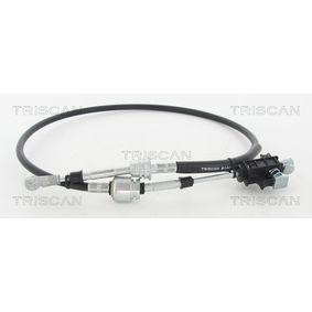 Cable, manual transmission 8140 15706 PUNTO (188) 1.2 16V 80 MY 2006