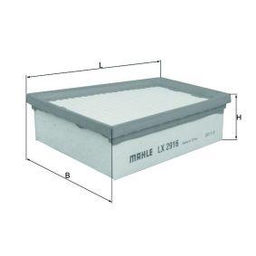 Luftfilter Art. Nr. LX 2916 120,00€