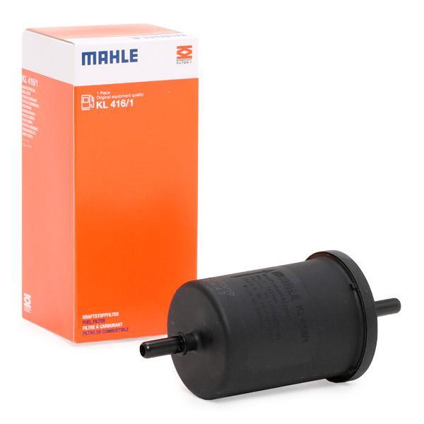 Kraftstofffilter MAHLE ORIGINAL KL416/1 Erfahrung