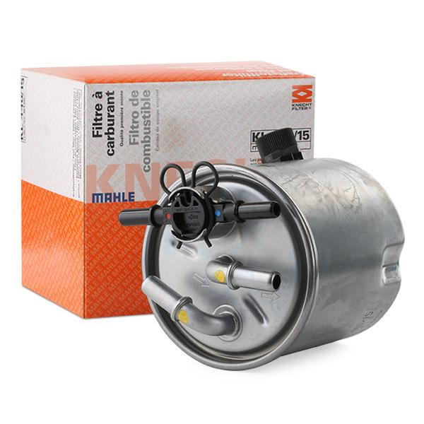 Inline fuel filter MAHLE ORIGINAL KL 440/15 expert knowledge