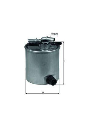 MAHLE ORIGINAL KL 440/15 EAN:4009026835036 online store