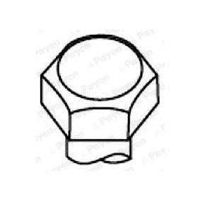 Комплект болтове на капака на клап. (на цилиндровата глава) HBS520 Jazz 2 (GD_, GE3, GE2) 1.2 i-DSI (GD5, GE2) Г.П. 2002