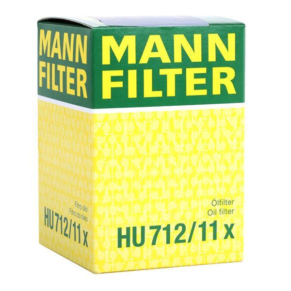 Nº de artículo HU 712/11 x MANN-FILTER precios