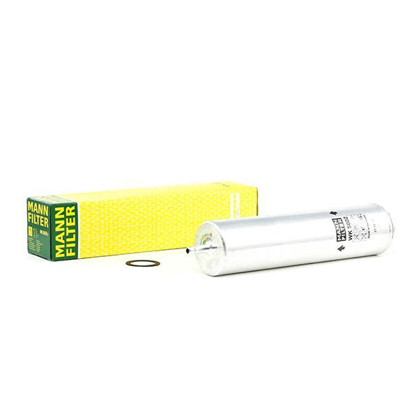 Kraftstofffilter MANN-FILTER WK5002x Erfahrung