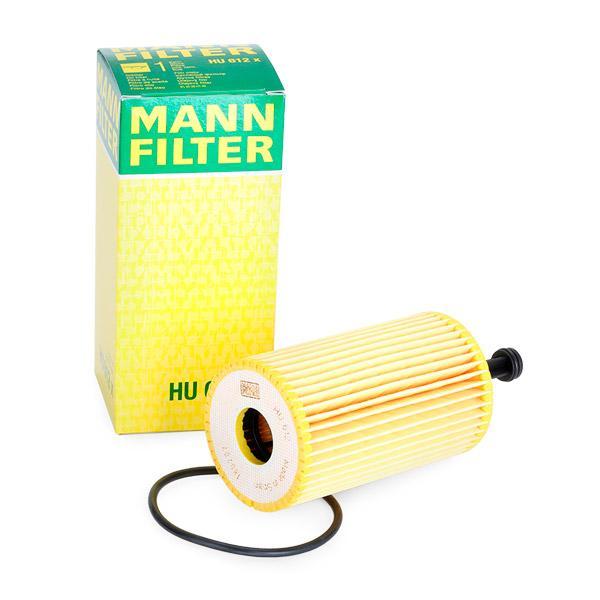 Filtro de Óleo MANN-FILTER HU612x conhecimento especializado