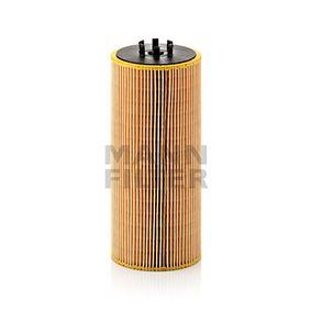 MANN-FILTER  HU 12 110 x Ölfilter Ø: 113mm, Innendurchmesser: 45mm, Innendurchmesser 2: 56mm, Höhe: 264mm