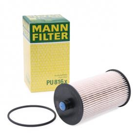 Fuel filter Height: 134mm with OEM Number 2E0-127-177