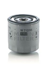 MANN-FILTER W712/95 EAN:4011558023782 Shop