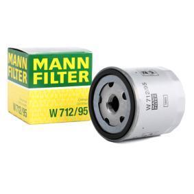 MANN-FILTER W712/95 connaissances d'experts