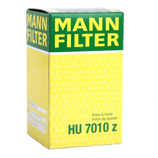 N° d'articolo HU 7010 z MANN-FILTER prezzi