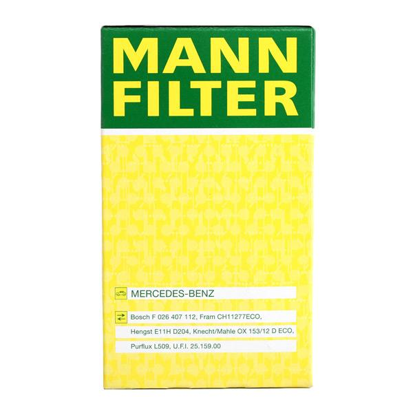 MANN-FILTER Art. Nr HU 7010 z beneficioso