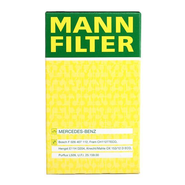 MANN-FILTER Art. Nr HU 7010 z favorevole