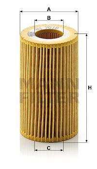 MANN-FILTER HU7010z EAN:4011558023966 Shop