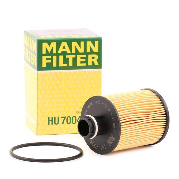 Ölfilter MANN-FILTER HU7004/1x Erfahrung